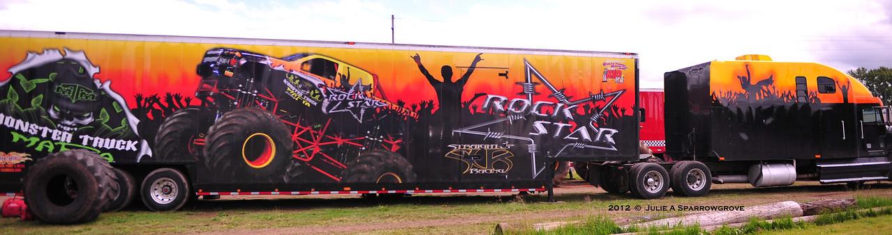 2012 Monster Trucks- Cowlitz Co Expo
