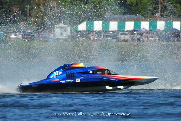 2012 Columbia Cup - Water Follies