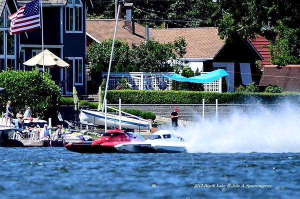2013-07-15 KAMILCHE TRADING POST 2013 HYDROPLANE & SE WESTERN DIVISIONAL CHAMPIONSHIPS Black Lake Regatta